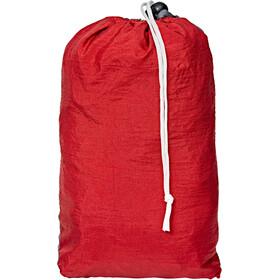 CAMPZ Hamaca Nylon Ultraligero, red